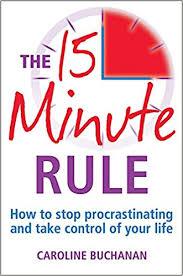 The 15 minute rule by Caroline Buchanan