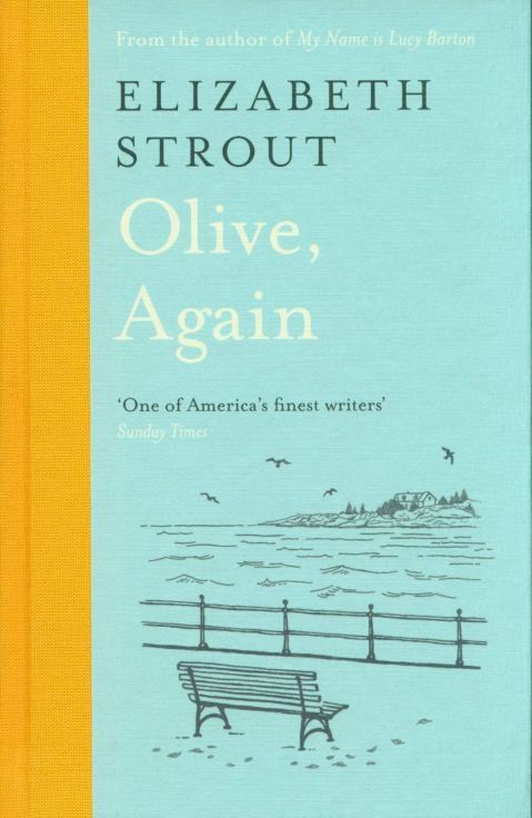 Olive. Again by Elizabeth Strout